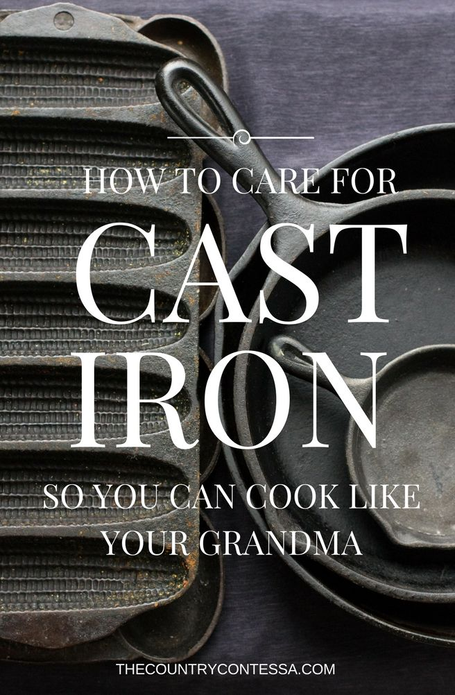 Youve always wanted to cook in cast iron but were afraid to try. Learn all th