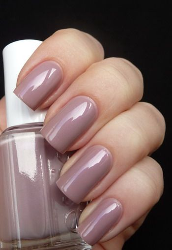 Essies Demure Vix. An iridescent and very pretty cocoa mauve color. Very cute