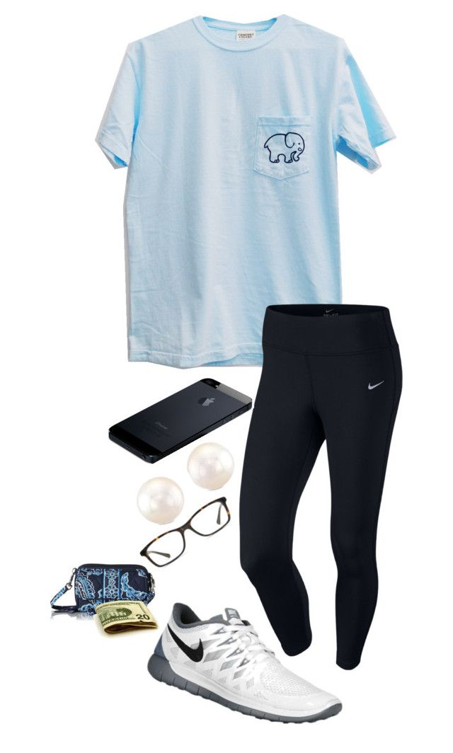 """doctor"" by shelbycooper ❤ liked on Polyvore featuring NIKE, GlassesUS"
