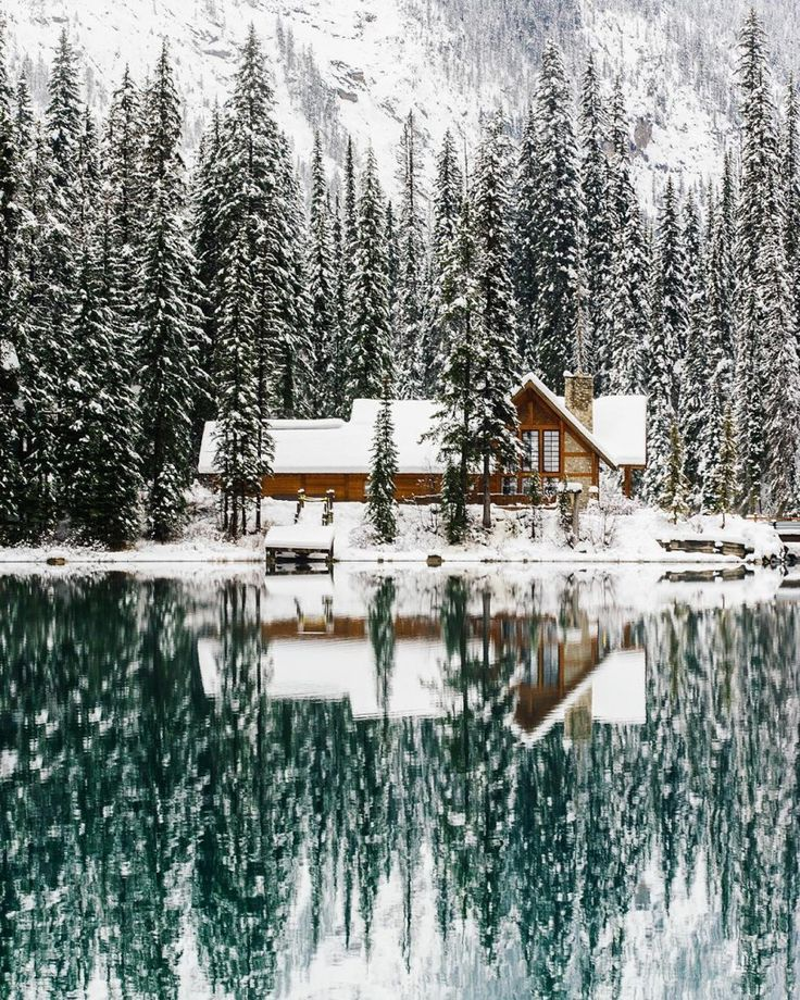 Emerald Lake Lodge! So beautiful and the lake and mountains are even better! Can&#