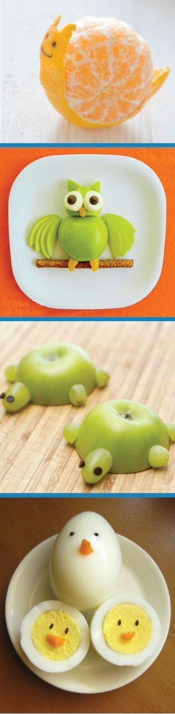 These 5 kid-friendly recipes are so creative and fun to make with your kids for an