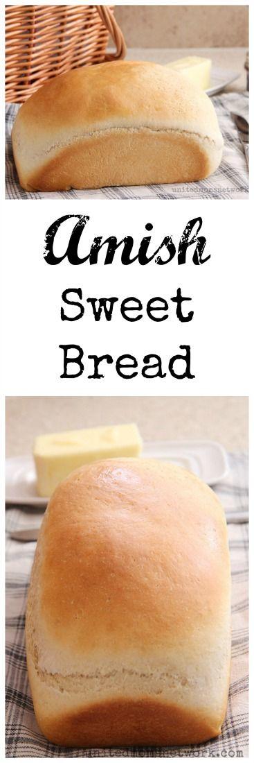 Amish sweet bread recipe