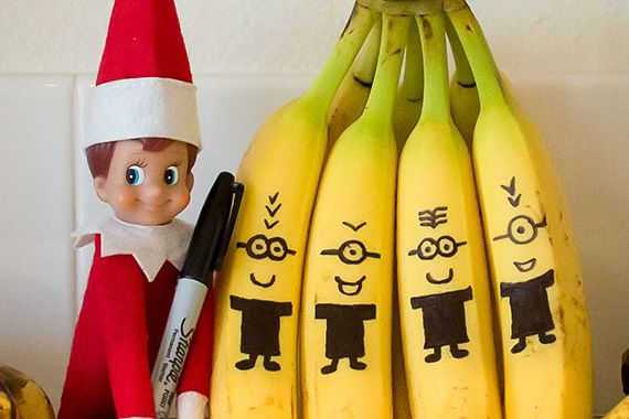 Its almost Elf on the Shelf season once again! To spice up this staple home d