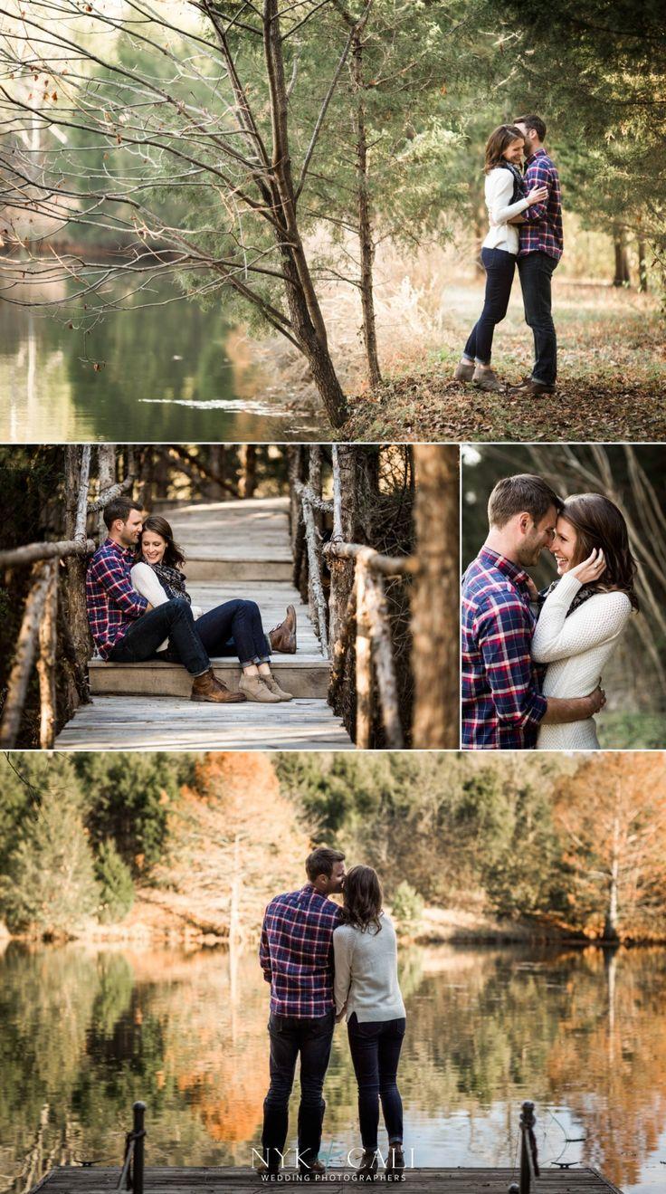 Nyk + Cali Wedding Photographers | Nashville, TN | Historic Cedarwood | Engagement
