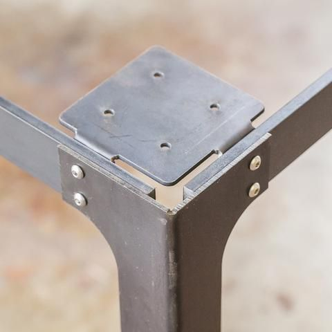 Bold MFGs Kindred Series is our most versatile line of table base products. T