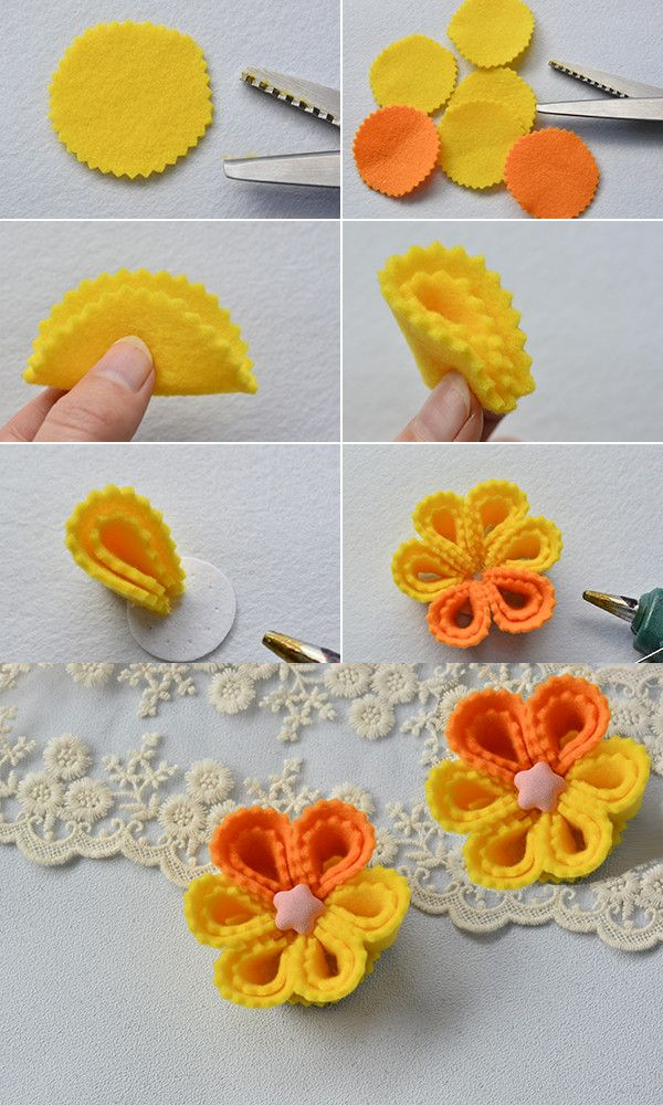 Do you want to make this yellow brooch? LC.Pandahall.com will publish the tutorial
