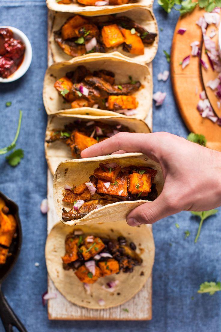 amazing-fast-saucy-portobello-and-butternut-squash-tacos-vegan-tacos-recipe-squash