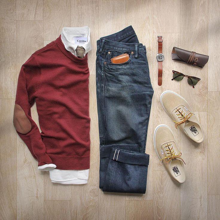 Men's Look Most popular fashion blog for Men – Men's LookBook ®