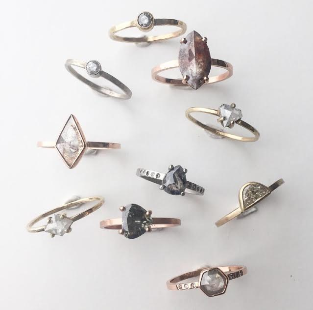 semi-annual DIAMOND SALE :: Alexis Russell