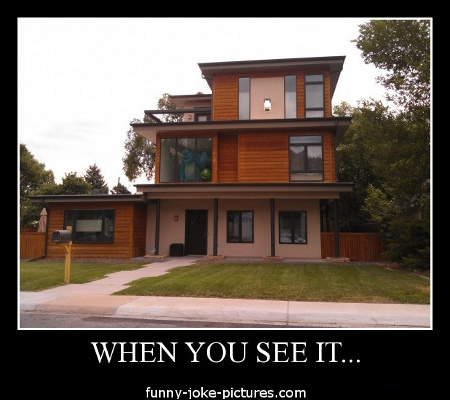 Funny When You See It House Monsters Inc :)