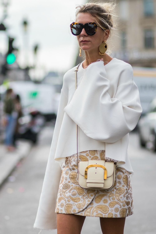 Paris Fashion Week Street Style – HarpersBAZAAR.co.uk