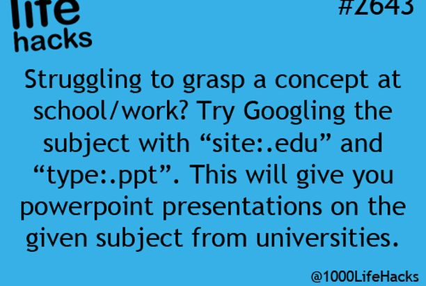 """google Try googling the subject line with """"site:.edu"""" and """"type:.pp"""