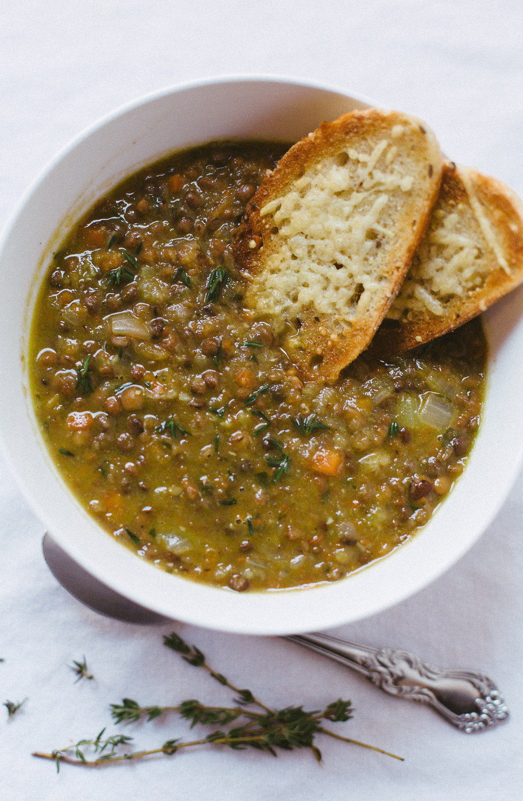 Lentil Soup is one of those powerhouse recipes that everyone needs to have in thei