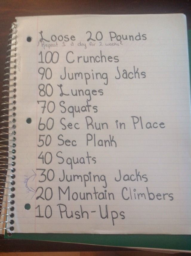 Lose 20 lbs! Repeat Everyday For 2 Weeks And Results Will Show!