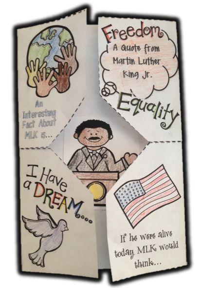 Learning in Wonderland MLK Freebies Galore!
