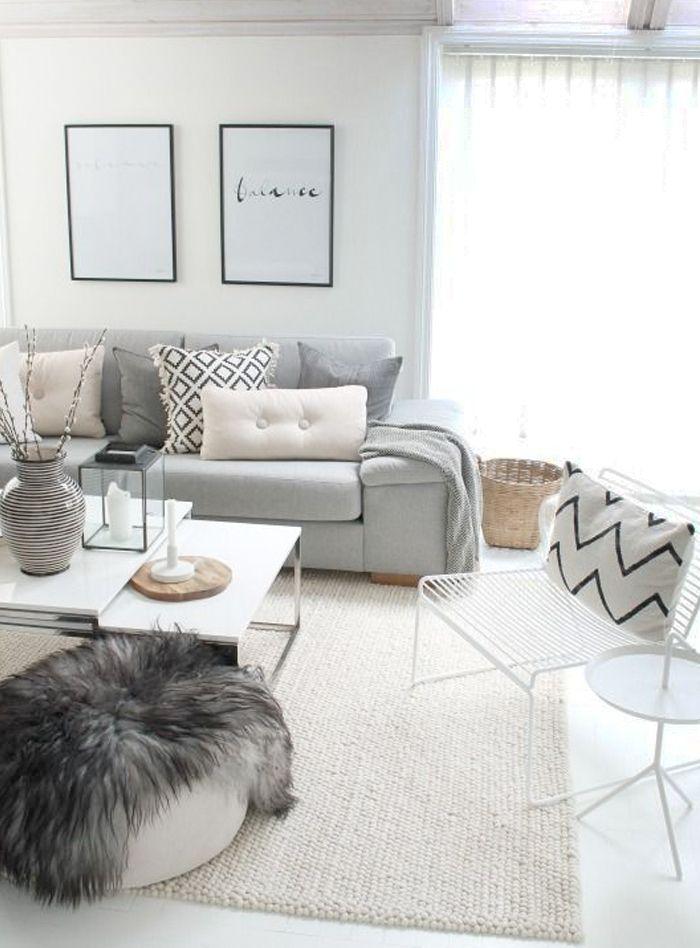 How to create the Scandinavian home style.