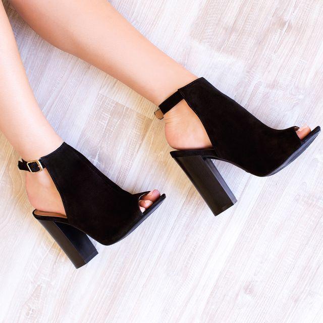 Back For Good Heels – Back For Good Heels