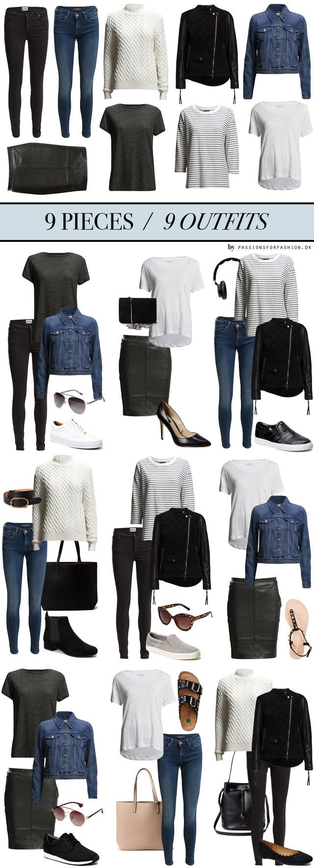 Contains affiliate links: black jeans/Twist & Tango HERE, blue jeans/Maison Scotch HERE, pullover/Gestuz HERE, leather jacket/J.