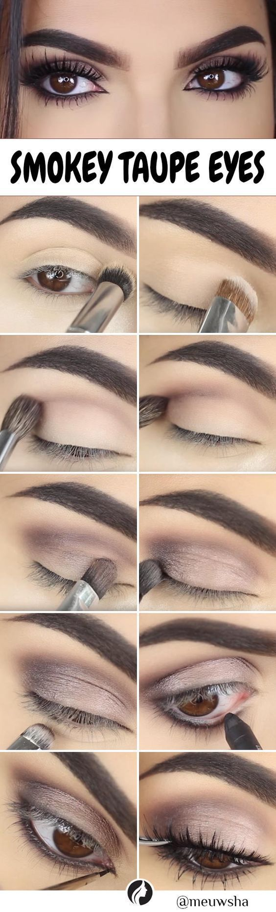 The Ultimate Step-By-Step Tutorial for Perfect Makeup Application. Start with a clean slate! Make sure your face is fresh and