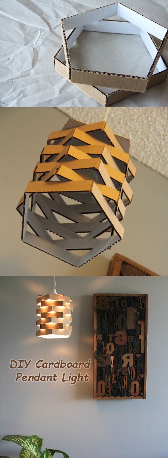 Amazing DIY Lighting Ideas