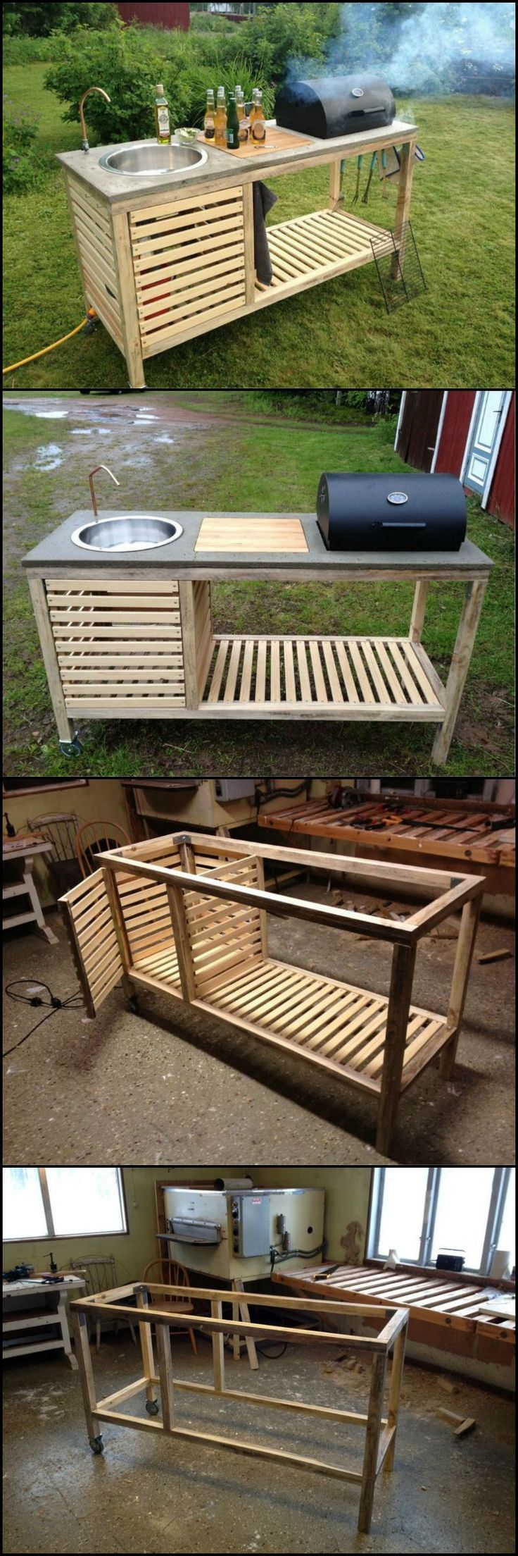 Outdoor kitchens ideas