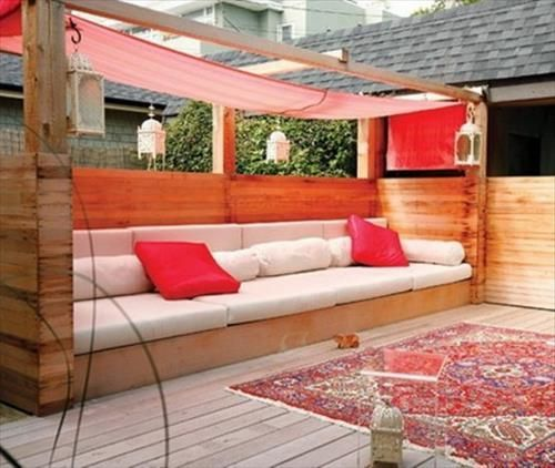pallet furniture plans | furniture ideas source best outdoor pallet sofa on terrace furniture … DIy Furniture plans build your