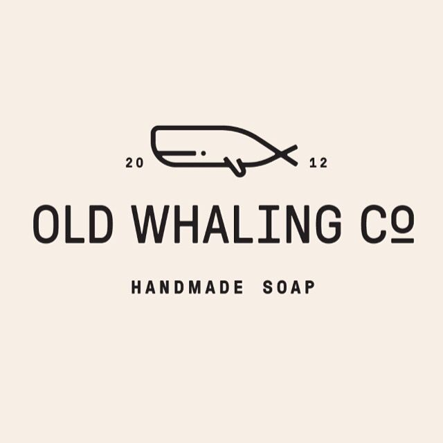 A new logo for Old Whaling Company by Fuzzco