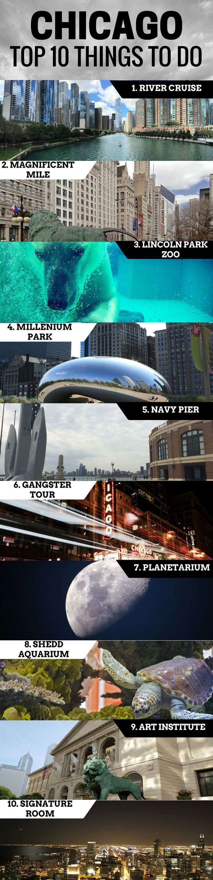 48 Hours in Chicago: Things To Do, Where To Stay s Highlights to make help plan your weekend trip