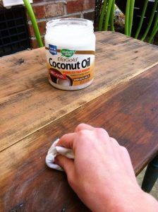 Cool Woodworking Tips – Refinishing Wood With Coconut Oil – Easy Woodworking Ideas, Woodworking Tips and Tricks, Woodworking Tips
