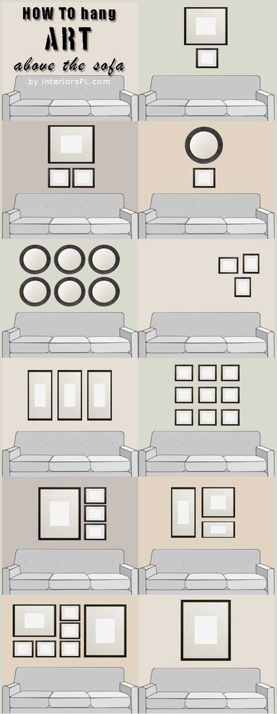 These 9 home decor charts are THE BEST! Im so glad I found this! These have seriously helped me redecorate my rooms and make them