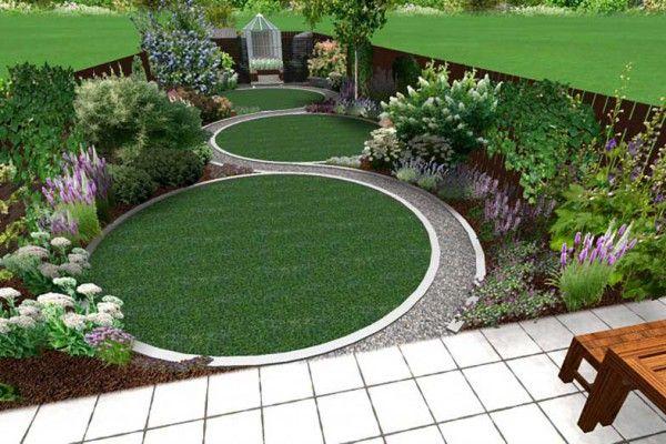 circular garden designs – Google Search