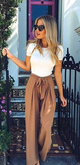 18 Pants That You Should Bring In Your Closet This Fall and WInter 2016 – Style Spacez