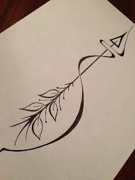 Arrow tattoo. Um yeah probably getting this baby tonight :)