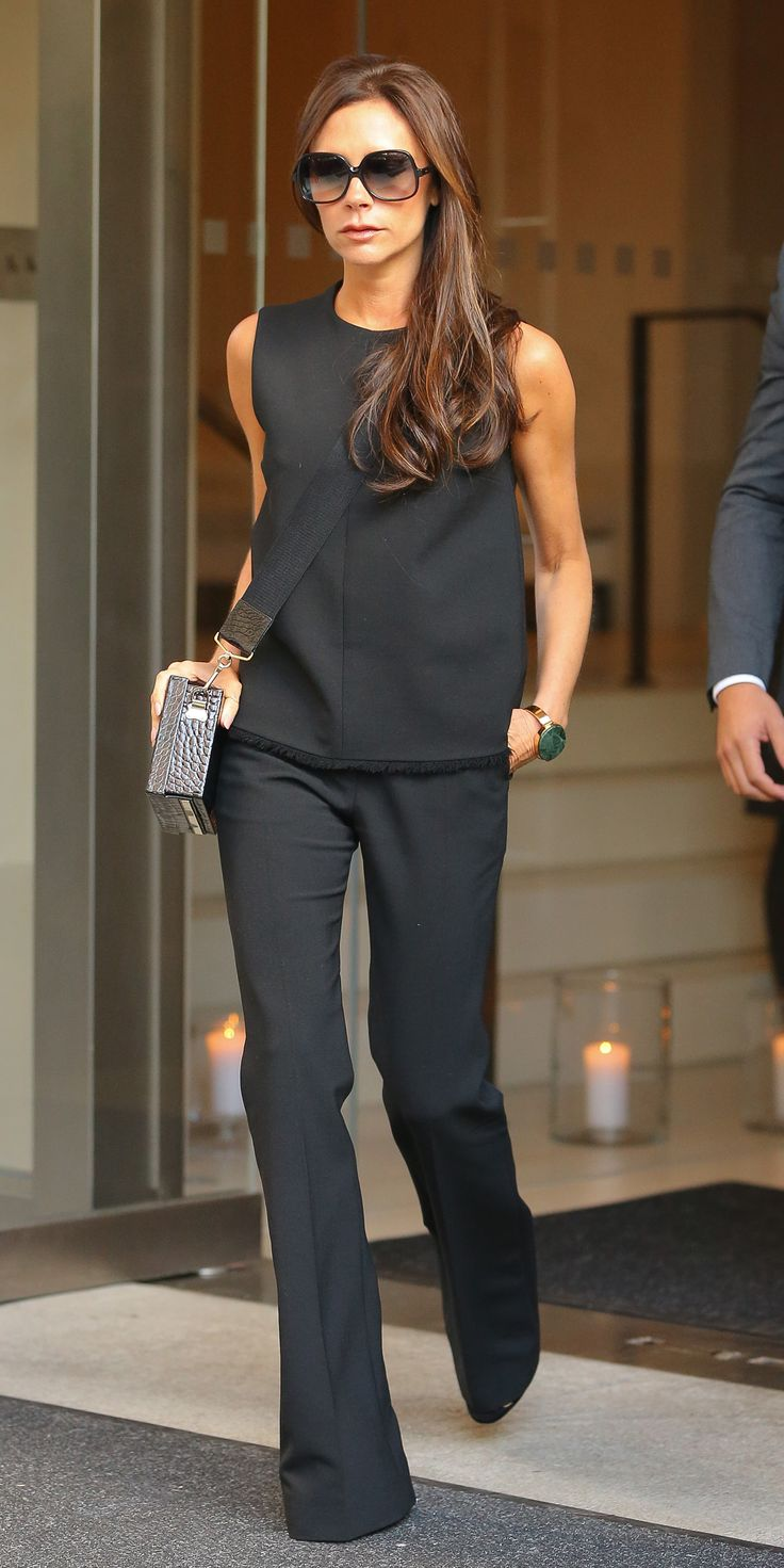 Style Lessons We Learned from Being Obsessed with Victoria Beckham – Lesson: Don't Underestimate the Power of Flares  – from