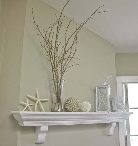 This is so pretty and perfect for my bedroom! #subtle_beach_decor
