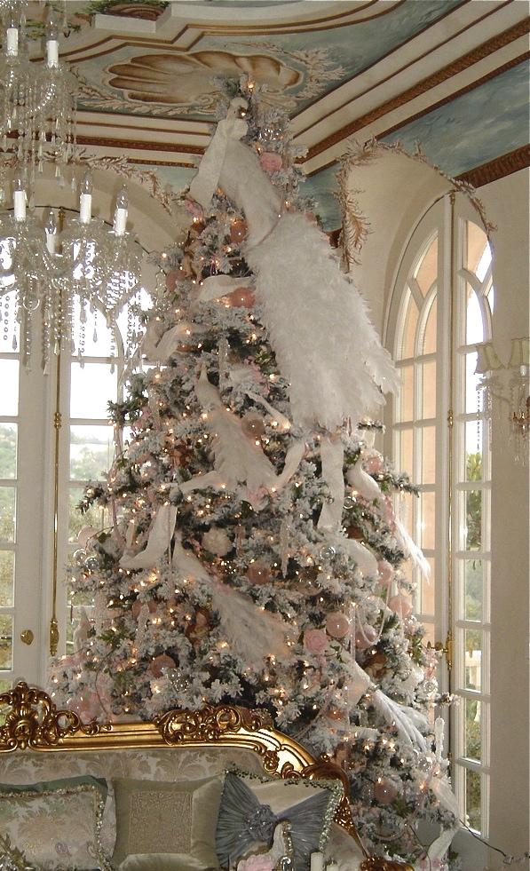 Christmas Tree ● Victorian….~ shabby n chic christmas decoration decor inspiration