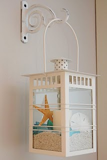 Redoing our room with a beach theme to use our wedding stuff #subtle_beach_decor
