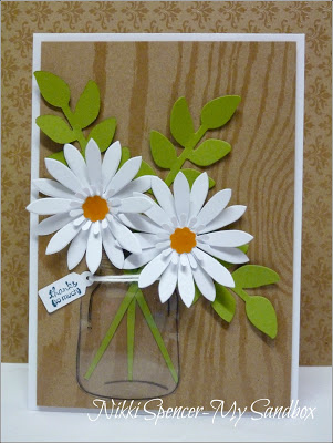 Love love love this card  Stampin Up Perfectly Preserved by Nikki Spencer  -my sandbox: Just Add Ink #165