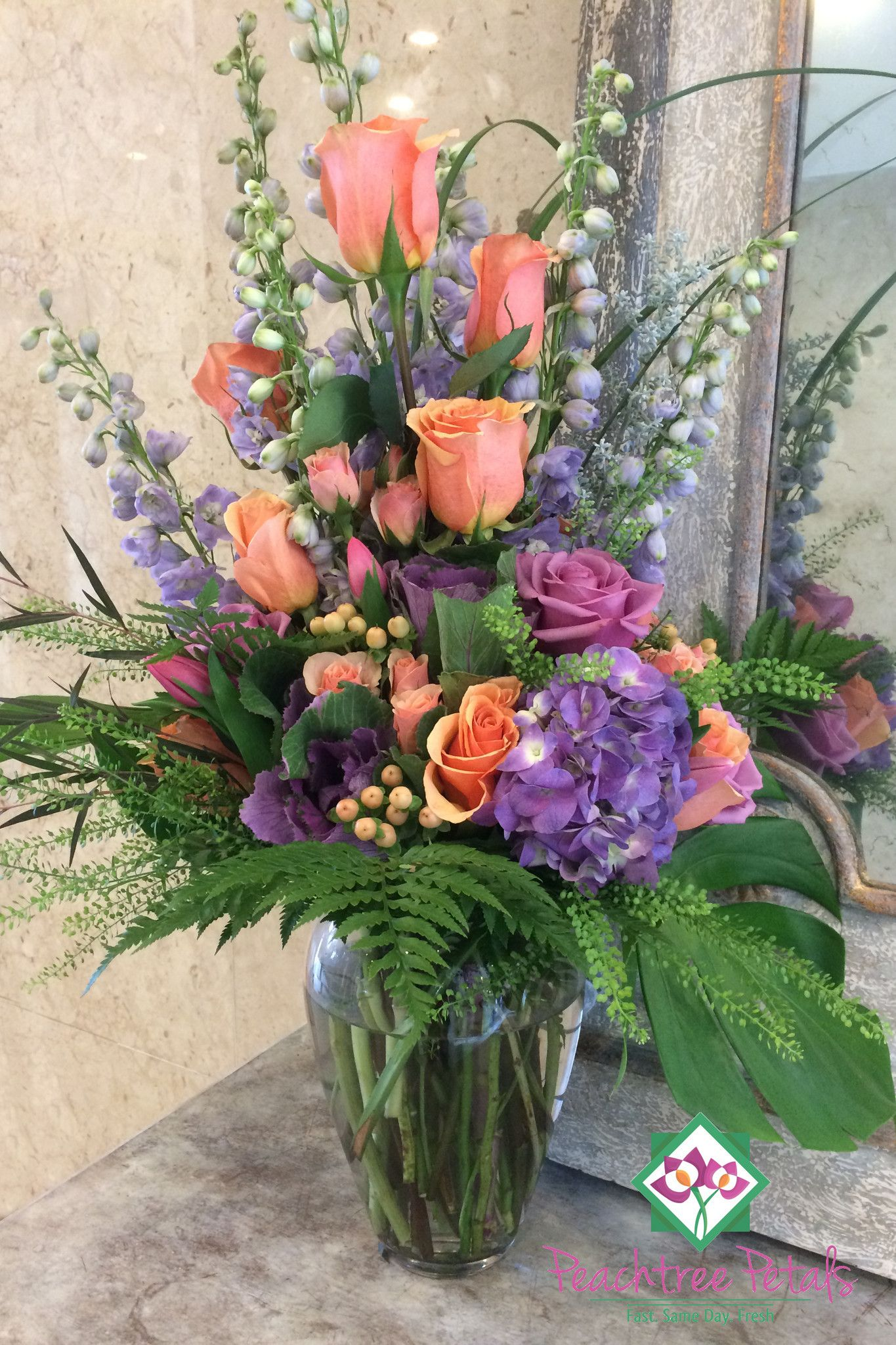 Lavender and Lace Bouquet – Local Delivery Only