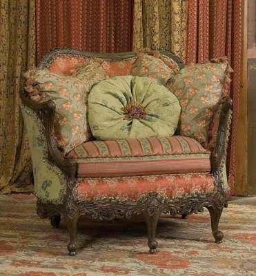 victorian cottage overstuffed furniture styles – Google Search