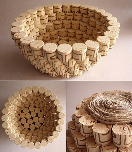 22 cork crafts projects ideas