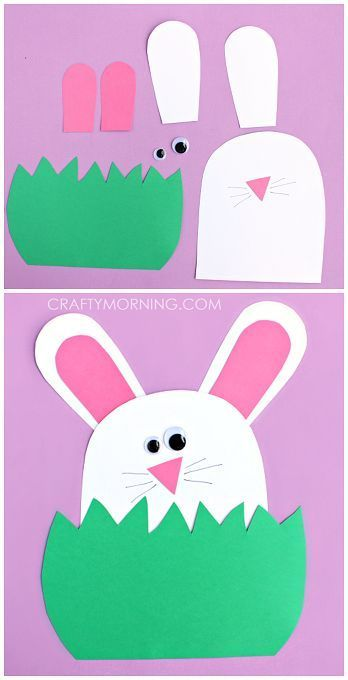 25 kids crafts easter ideas
