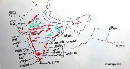 भारत के प्रमुख पठार
