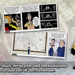 Jakes - a comic about firefighters