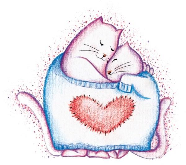 Картинки про любовь (мультяшная подборка) | WEBcommunity