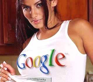 Google Girl — Как увеличить грудь?