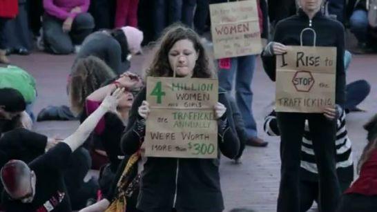 360p stereo - One Billion Rising flash mob 2
