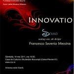 Innovatio Sound – acelasi cor, alt dirijor: Francesco Saverio Messina