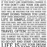 Manifest pentru propria-ti viata