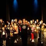 Teatrul Masca: Școala de Teatru Gestual pentru copii